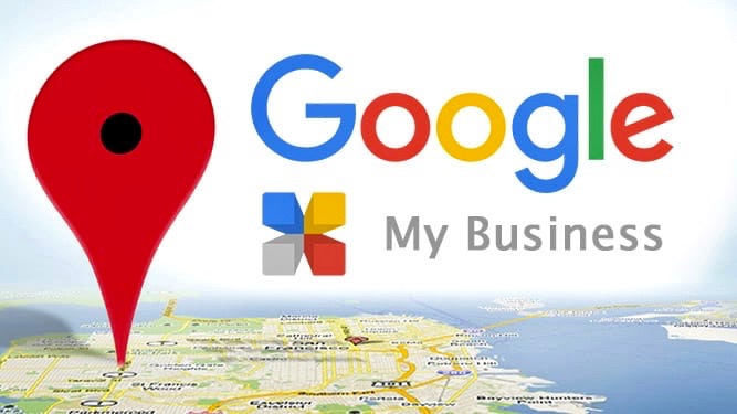 Google my business Luckyweb